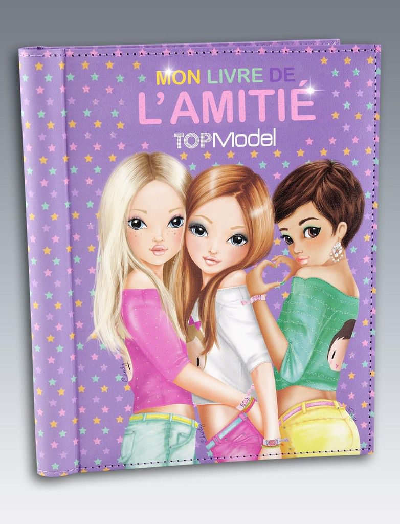 livre_amitie_top_model