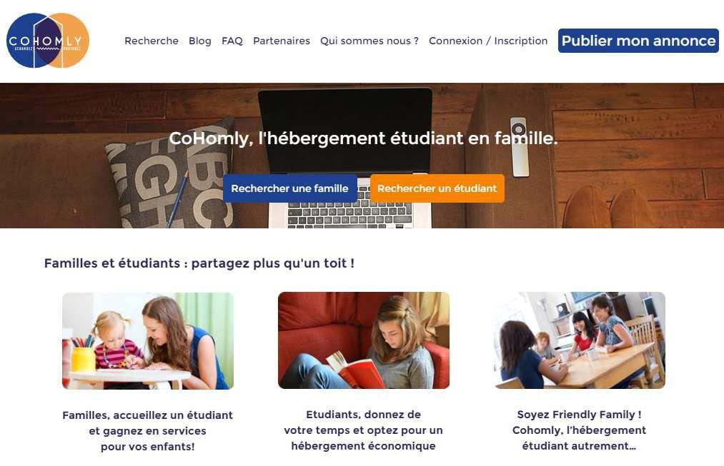cohomly_plateforme_echange_etudiants_famille_avis
