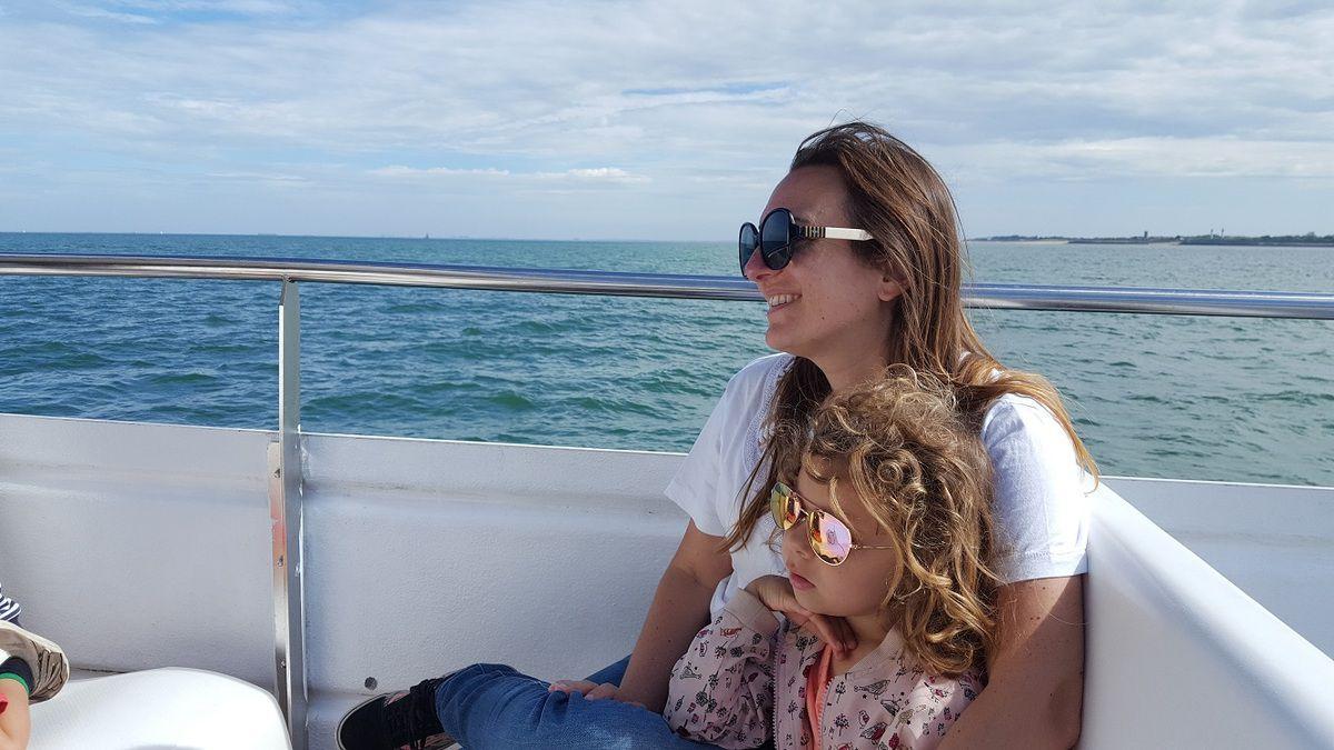 croisière en bateau sur l'île d'aix croisières fourasines