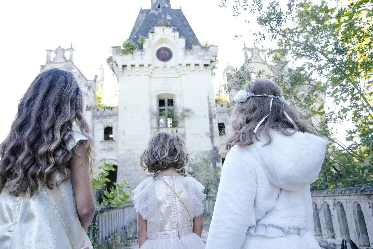 shooting tao dream 2 au chateau la mothe chandeniers