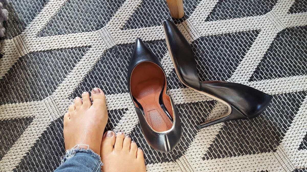 comment trouver des escarpins pas chers quand on a les pieds petits et fins