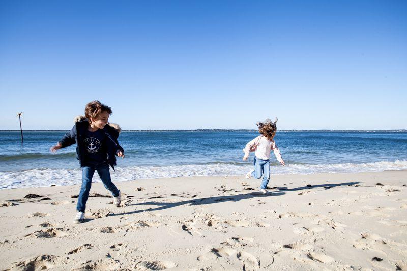 trouver photographe en gironde pour séance photos enfants bordeaux ou arcachon plage