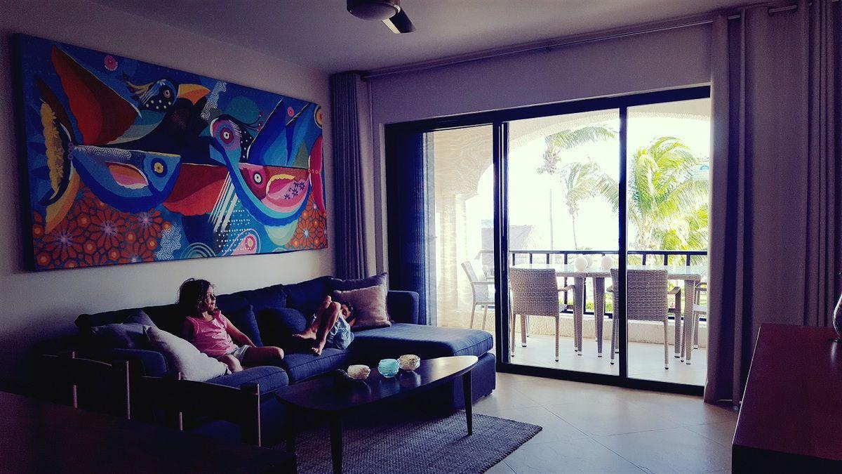 grand appart pour location villa vacances avec piscine playa del carmen