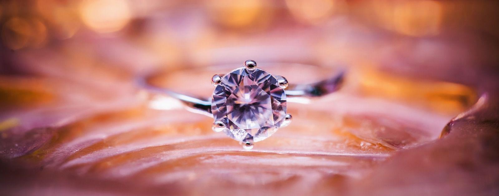 quelle taille suffisante pour bague en diamant