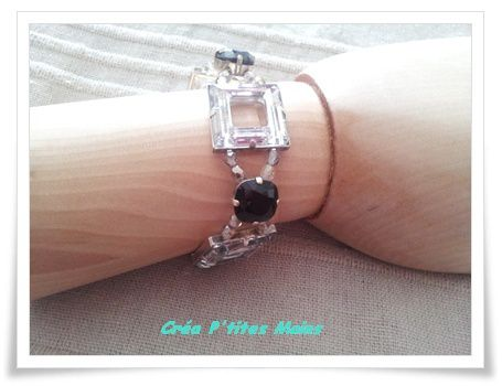 Bracelet Swaro Blanc 1