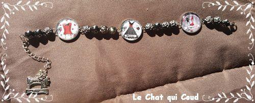 "Bracelet ""So couture"""