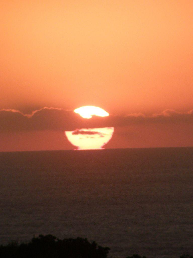 07h29 le soleil à 149 597 870 km  (420 fois plus loin que la lune)