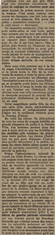 Vacances à Académies-sur-Mer 3 - Où il est question de la Pomme d'Adam !