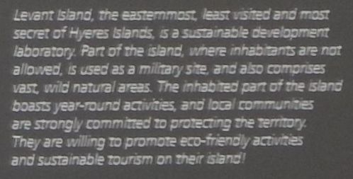 Dommage que le naturisme ne soit pas cité !