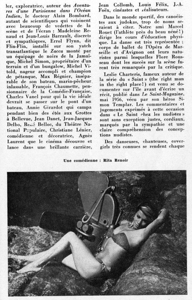 """2017 >>> 1957 : """"Opinions et Témoignages sur le Levant"""""""