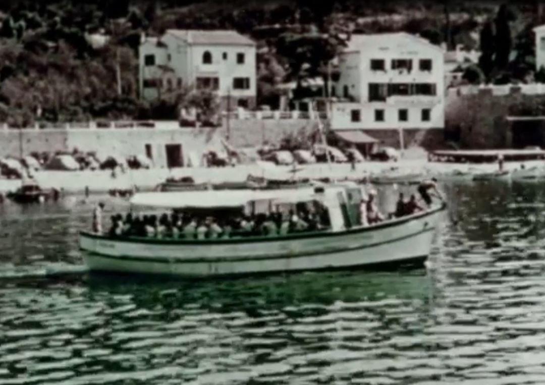 """Vers 1955 - extrait du film"""" Isle Of Levant"""""""