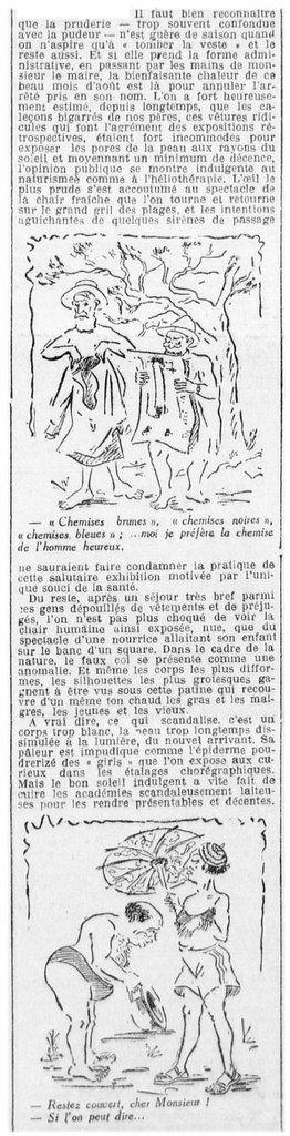 Source : Le Petit Méridional numérisé https://mediatheques.montpellier3m.fr/MEMONUM