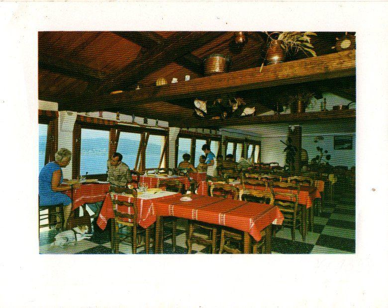 Restaurants d'hier 2 : LA RÉSERVE