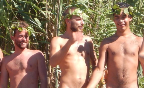 Flavien, Jonathan et Antoine