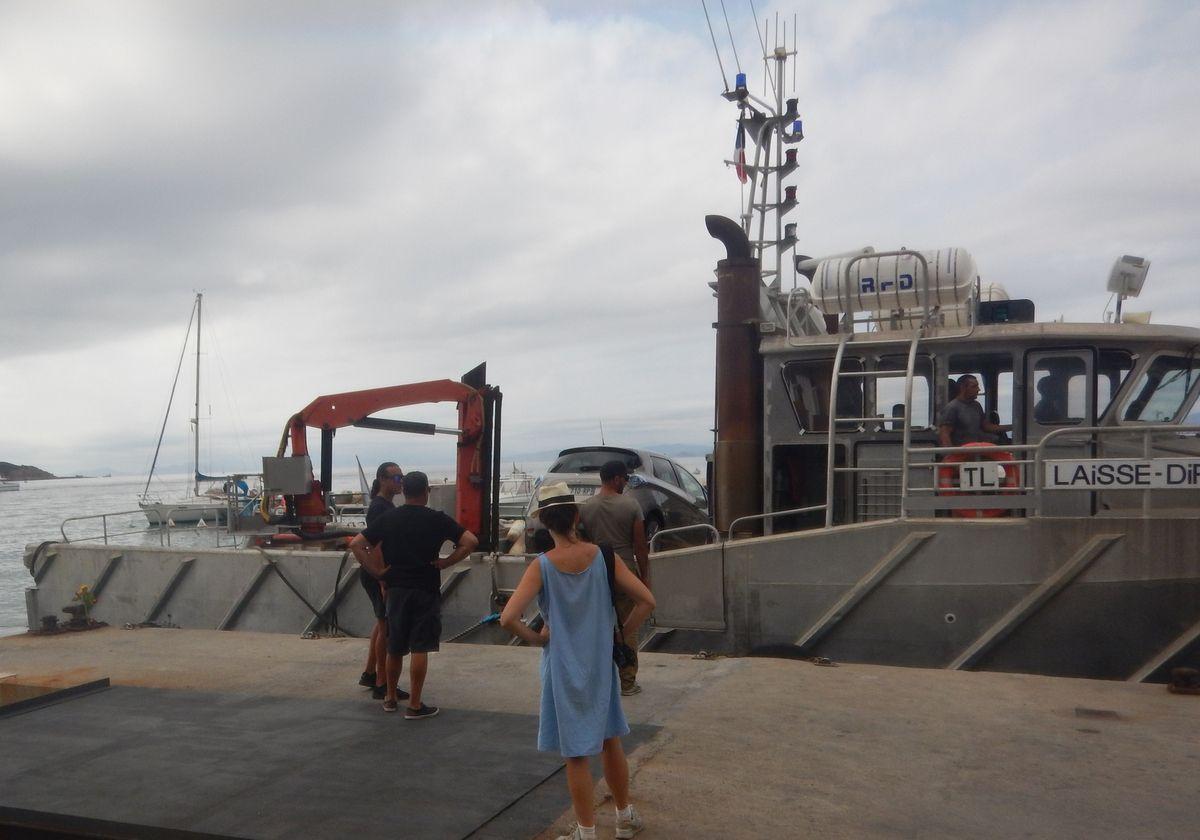Arrivée de la Zoé ce 13 août 2018