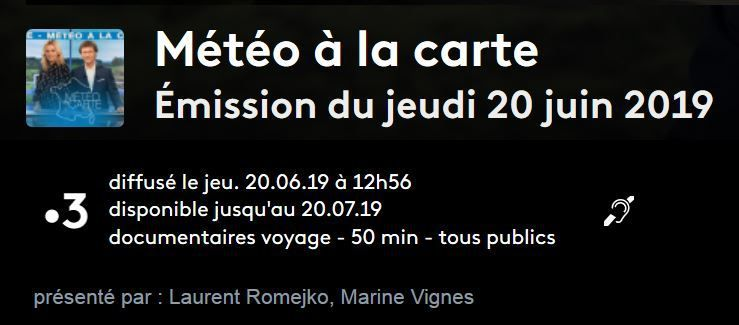 Les îles d'Hyères : Cela commence vers la minute 19