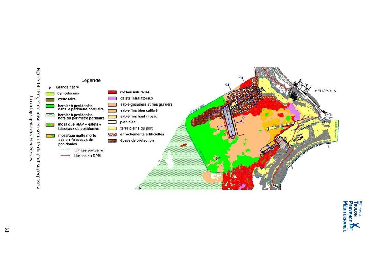Le projet de travaux du port de l'Ayguade de l'île du Levant : les documents sont en ligne