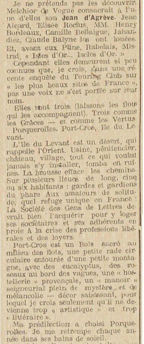 """""""Les îles du Printemps"""""""