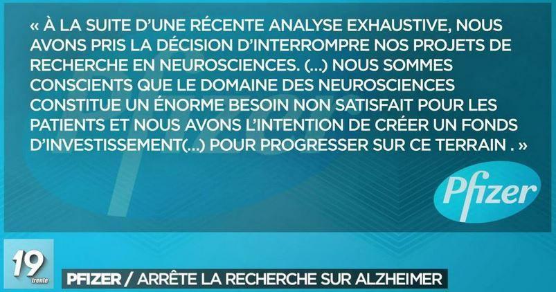 Quand des « expert.e.s en maladie d'Alzheimer » s'obstinent à nier la réalité !