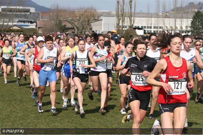 Wittenheim : Championnats du Haut Rhin de Cross à Décathlon