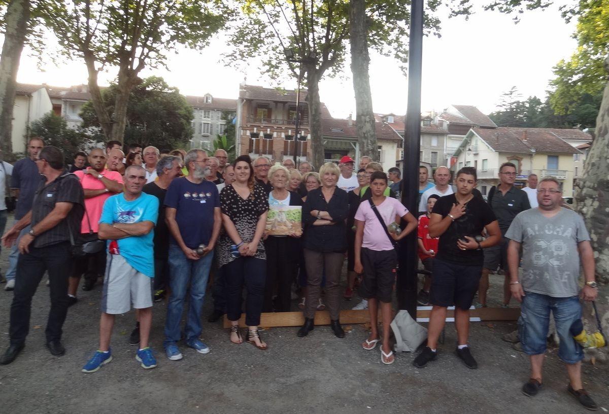 2ème Challenge Bébert Frêche le 31 août à 20h30