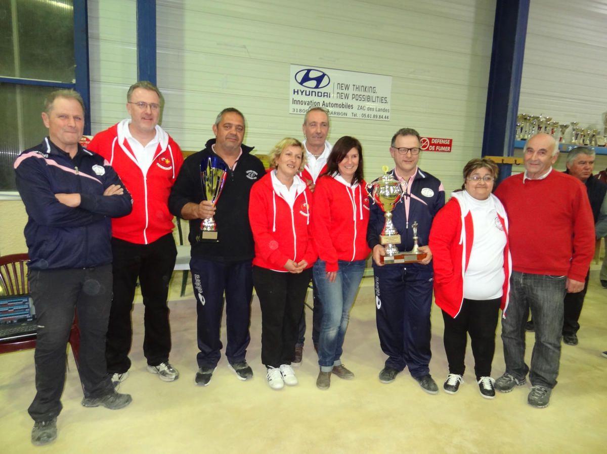 Saint-Gaudens 31 - Le Trophée des Dirigeants