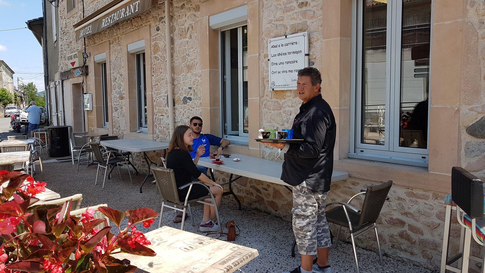 """Saint-Martory - le bar restaurant """"chez Kiki"""" est rouvert"""