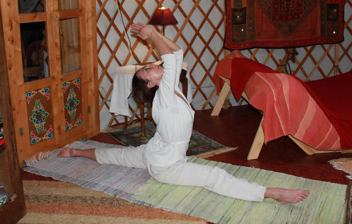 Initiation Hatha yoga par Barbara Brocani