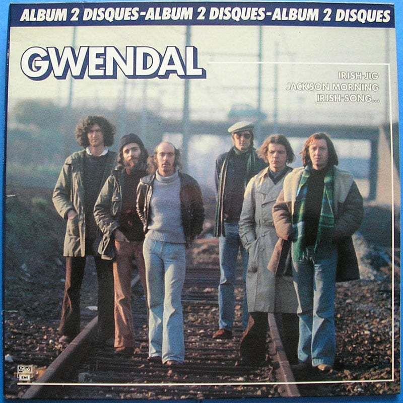 Les albums de ma jeunesse (6) Gwendal : Joe Cant's Reel