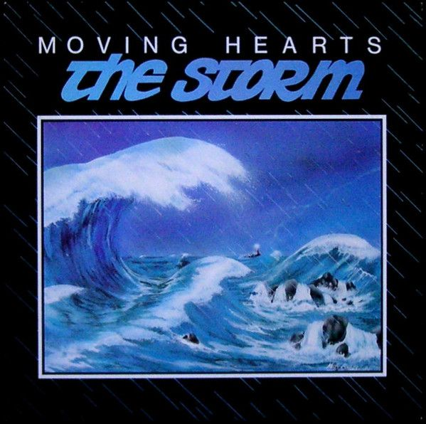 "Les albums de ma jeunesse (14) Moving Hearts ""The Storm"""