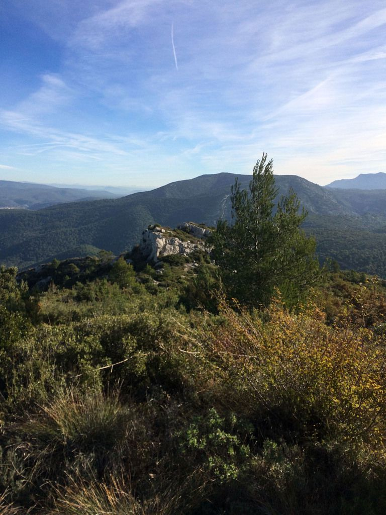 Rando + du 20 octobre 2016 : Roussargue