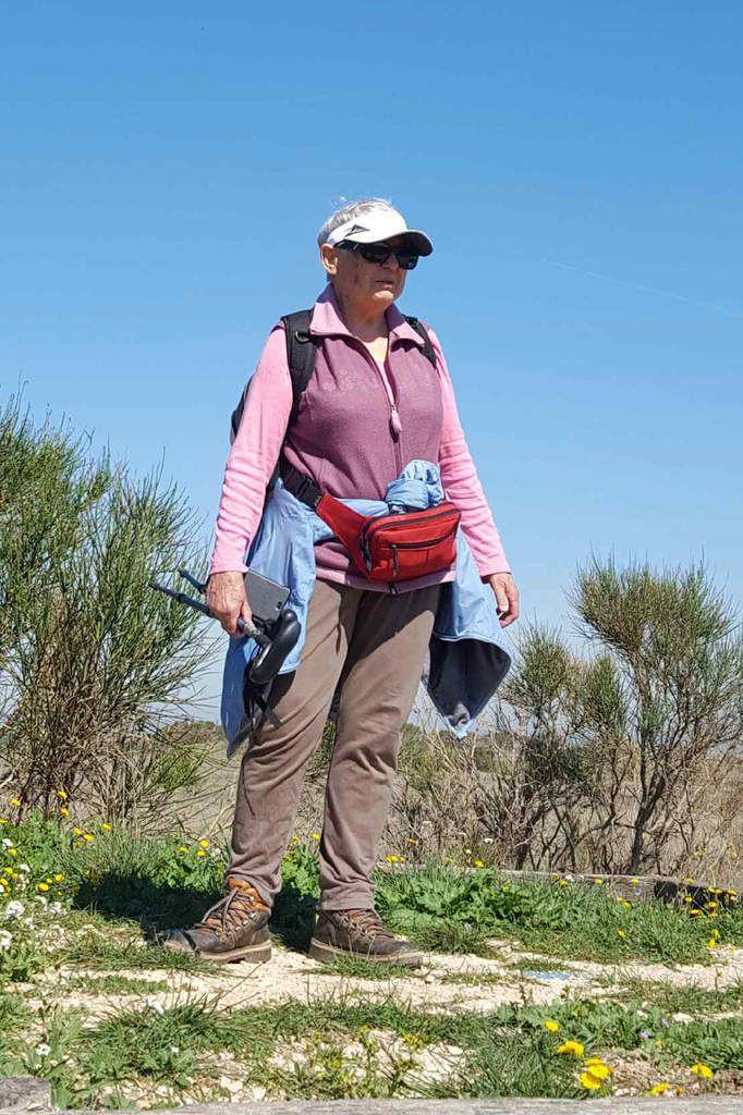 Rando promenade et observation ornithologique réussies ...merci Gérald  (Photographies d' Agnès)
