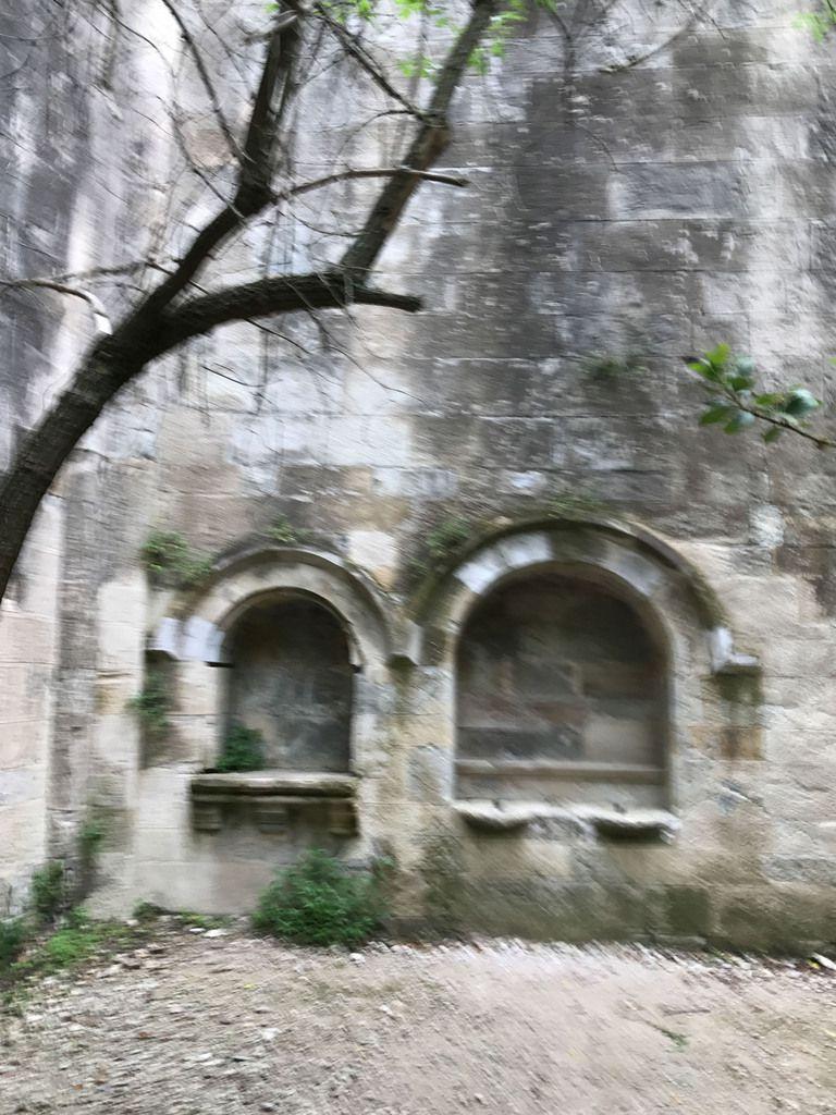 Rando du 18 mai 2017 : Gémenos - Vallée de St Pons