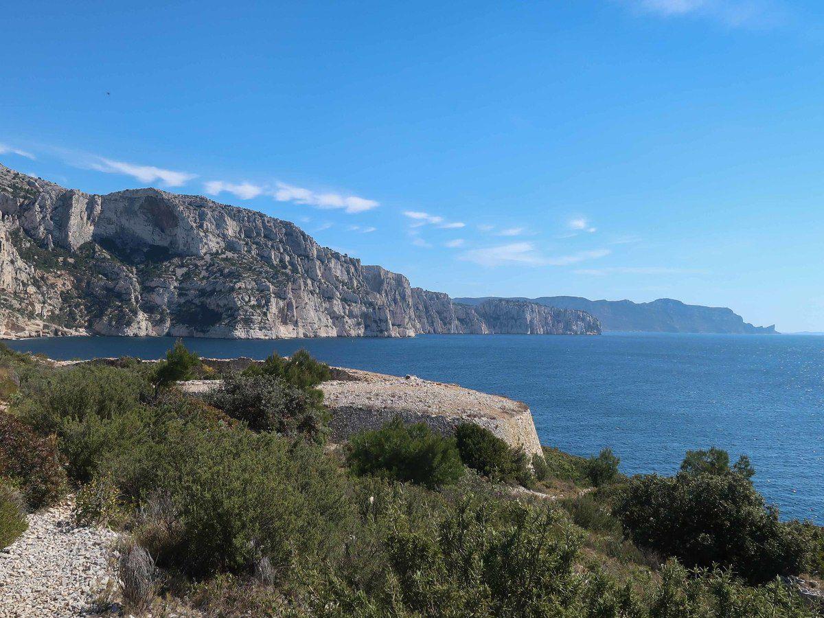 Rando du 8 avril 2019: Cap Morgiou