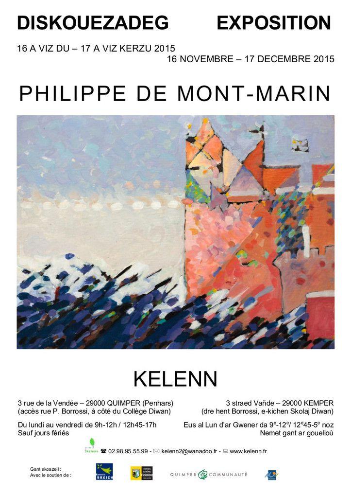 La prochaine expo à Kelenn