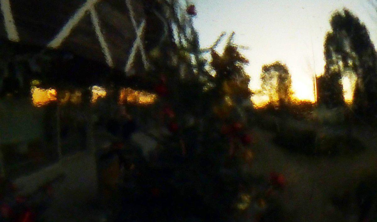 Thème photo : la déco de Noël à Penhars