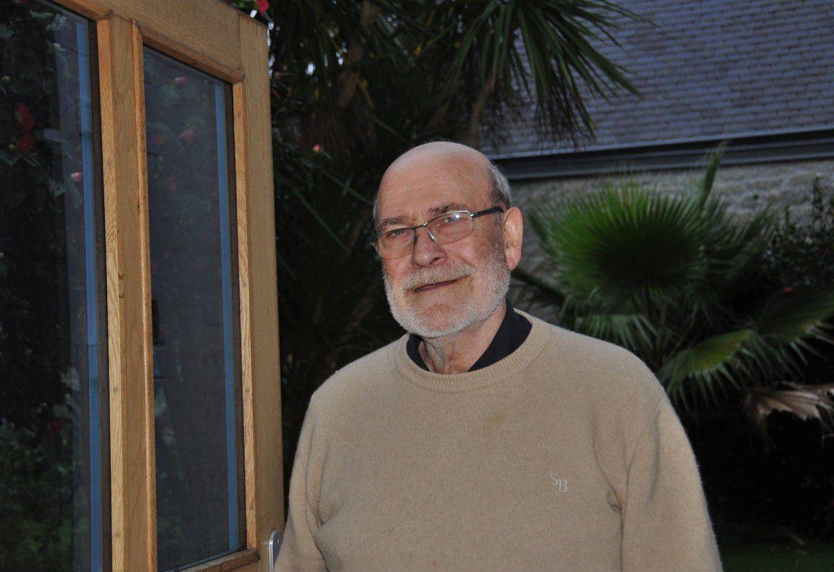 Jo-Yves Morvan, prêtre
