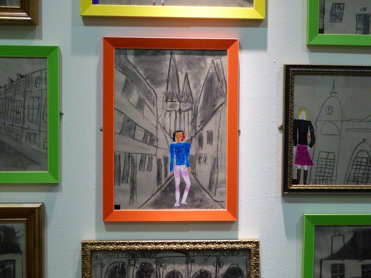 98 jeunes peintres exposent au musée des Beaux-Arts de Quimper