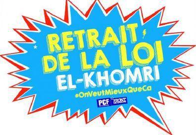 Manifestation jeudi 31 mars à Quimper pour le retrait de la loi El Khomri.