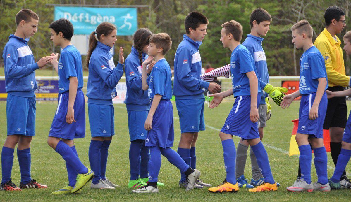 Match suivant : sélection du pays de Fouesnant au premier plan contre la Serbie