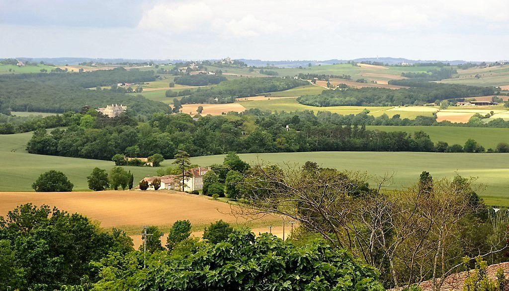 Le Gers où ont migré des habitants de Penhars ...