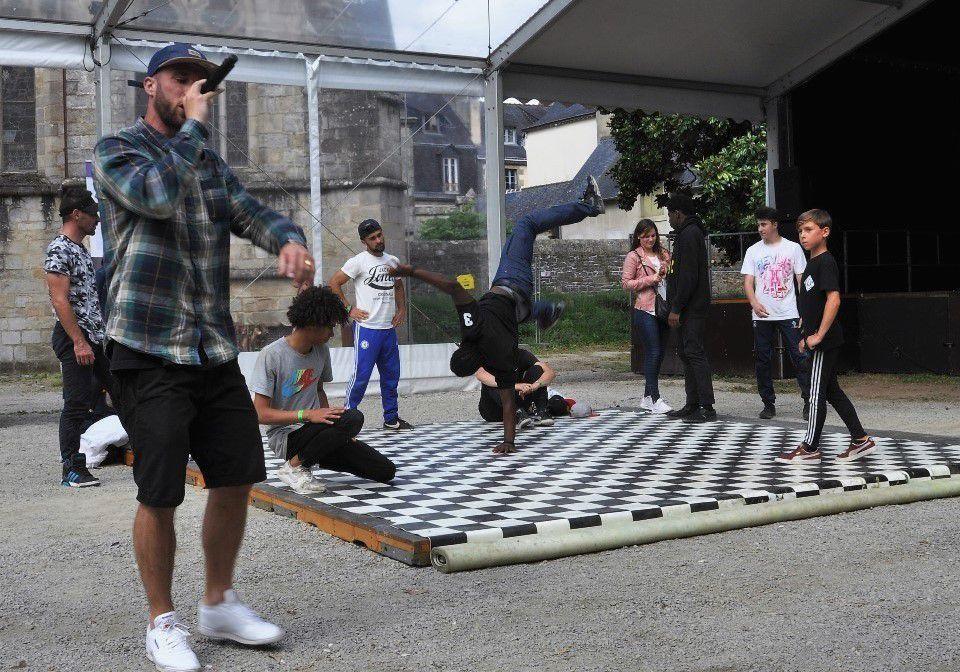 Le rendez-vous des cultures urbaines au jardin de l'Évêché
