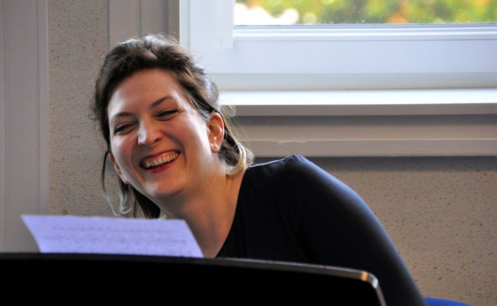 Eve Risser, pianiste, compositrice, improvisatrice