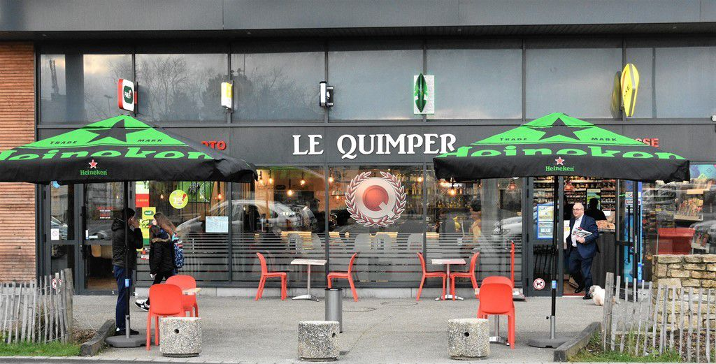 Le Quimper au centre commercial les 4 Vents à Penhars