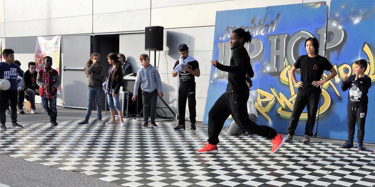 La Hip Hop New School recrute (communiqué)