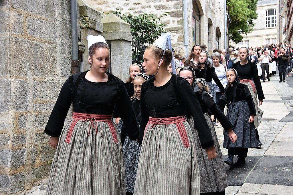 Sadorn ar vugale, le samedi des enfants au Cornouaille Kemper