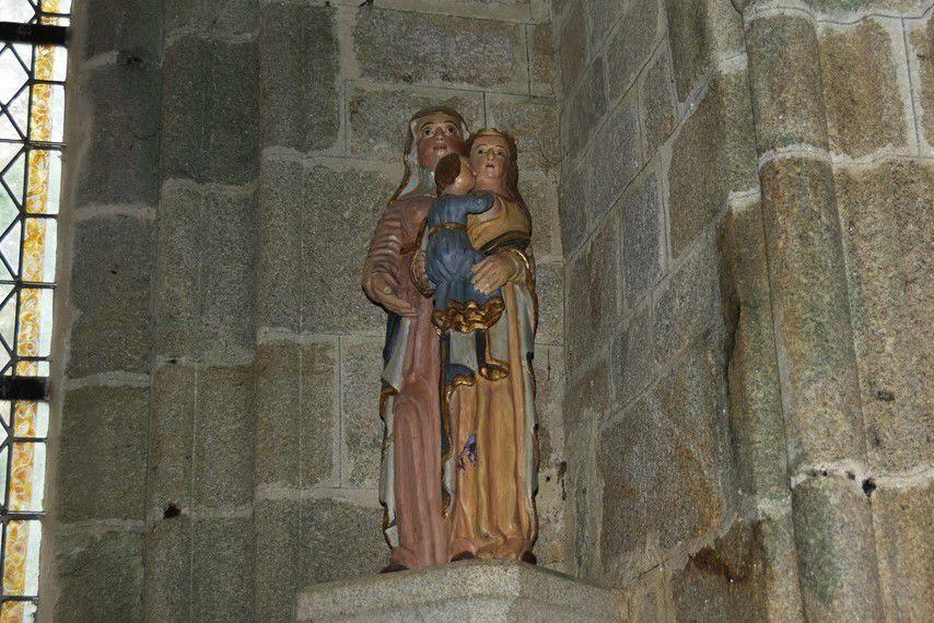 Anne, Marie et l'Enfant