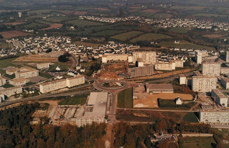 Archives municipales de Quimper (1973)