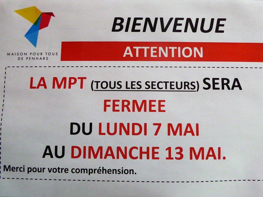 Information de la MPT de Penhars