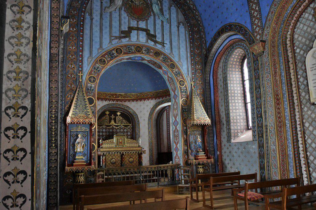Découverte de patrimoine : la chapelle Saint-Saturnin à Bédouès (Lozère)